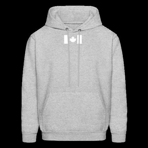 Canadian Flag - Men's Hoodie