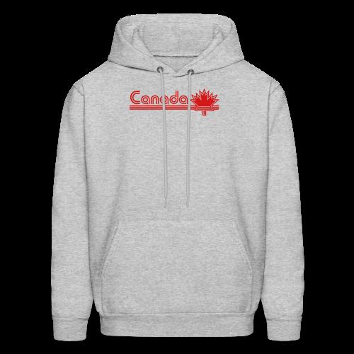 Retro Canada - Men's Hoodie