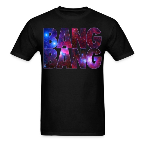 BANG BANG! Galaxy Tee By Skytop - Men's T-Shirt