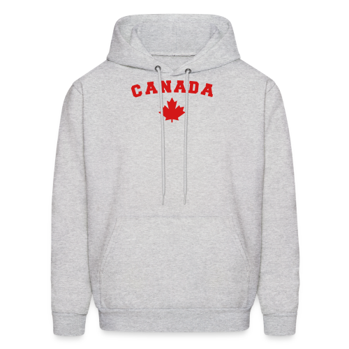 Canada Arch Text - Men's Hoodie