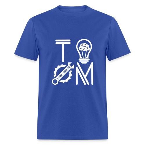 T-shirt Navy Blue - Men's T-Shirt