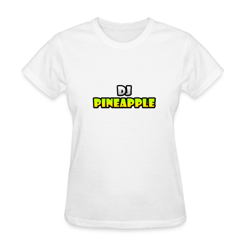 DJ Pineapple Women T-Shirt - Women's T-Shirt