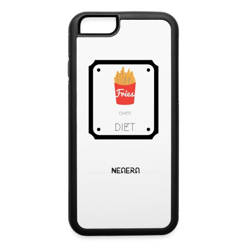 Fries - iPhone 6/6s Rubber Case