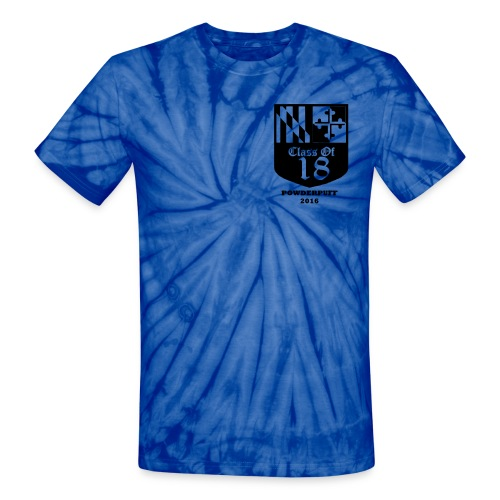 Powder Puff Shirts - Unisex Tie Dye T-Shirt