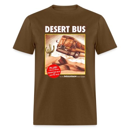 Desert Bus standard shirt - Men's T-Shirt