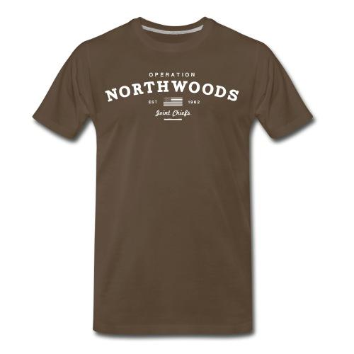 Operation Northwoods Mens T-Shirt - Men's Premium T-Shirt