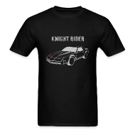 T-Shirts ~ Men's T-Shirt ~ SKYF-01-034 knight rider car