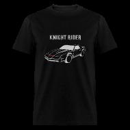T-Shirts ~ Men's T-Shirt ~ SKYF-01-034 knight rider car