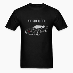 SKYF-01-034 knight rider car T-Shirts