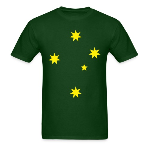 Aussie Southern Cross Tee - Men's T-Shirt