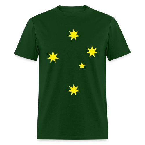 Aussie Southern Cross Tee - Men's T-Shirt