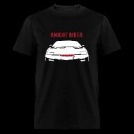 T-Shirts ~ Men's T-Shirt ~ SKYF-01-035 KnightRider lightreflect