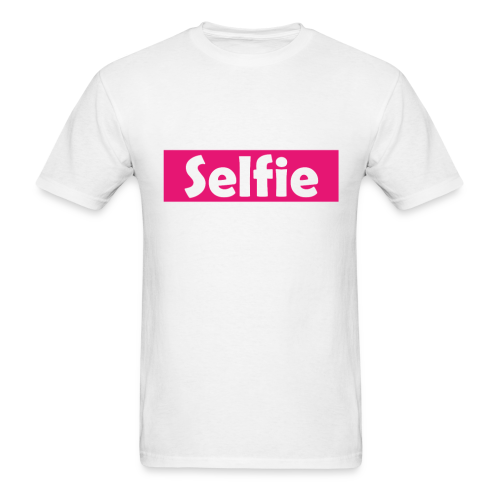 Selfie  (Men) - Men's T-Shirt