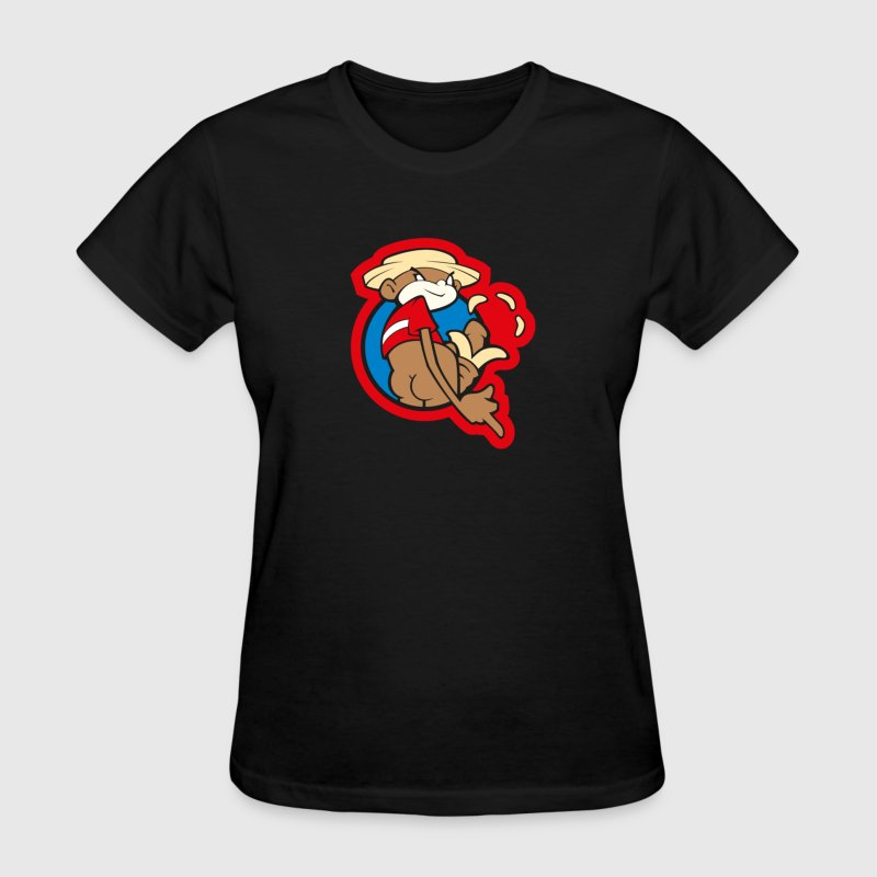 Johnny Chimpo Super Troopers - Women's T-Shirt