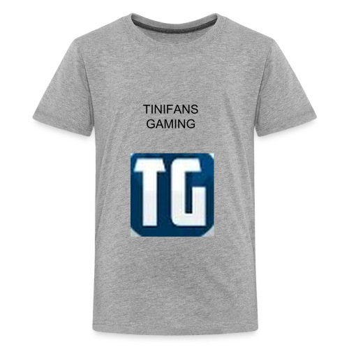 TiniFans Gaming Official Kid's T-shirt - Kids' Premium T-Shirt