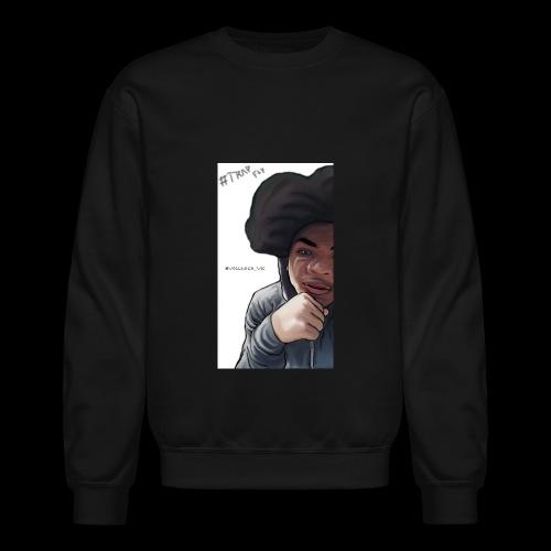 TrapFly Sweat Shirt - Crewneck Sweatshirt