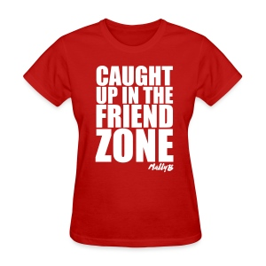 MattyB Friend Zone Womens T-Shirt - Women's T-Shirt