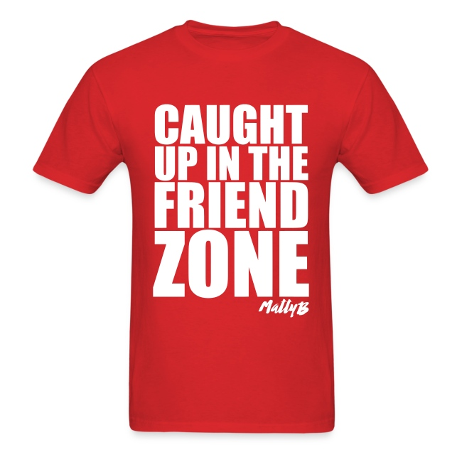 MattyB Friend Zone Mens T-Shirt