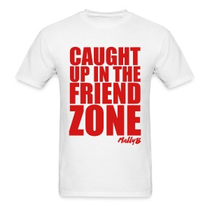 MattyB Friend Zone Mens T-Shirt - Men's T-Shirt