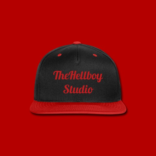 Snap-Back Baseball Cap / TheHellboyStudio - Snap-back Baseball Cap