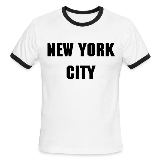 John Lennon New York City T-shirt 4353263c5c4
