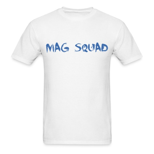 Mag Squad Shirt (Black) - Men's T-Shirt