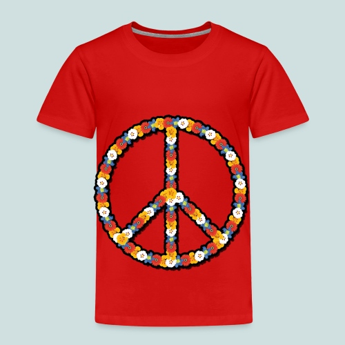 peace_mans - Toddler Premium T-Shirt