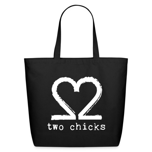 Two Chicks Tote - Eco-Friendly Cotton Tote