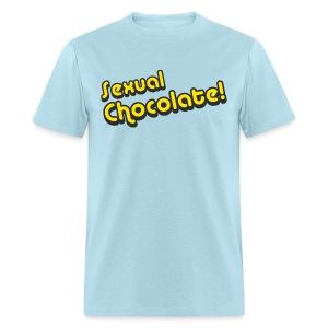 Sexual Chocolate! - Men's T-Shirt