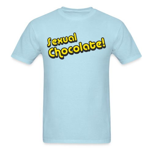 Sexual Chocolate! - Men's T-Shirt