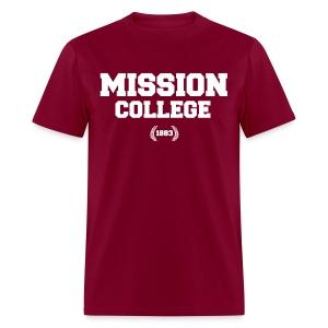 Mission College - Men's T-Shirt