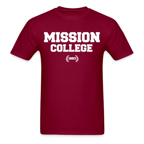 Mission College - Men's T-Shirt