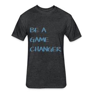 Game Changer - Fitted Cotton/Poly T-Shirt by Next Level