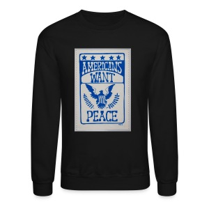Dear, Donald and Hillary - Crewneck Sweatshirt