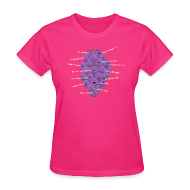 T-Shirts ~ Women's T-Shirt ~ Detroit Member Berries