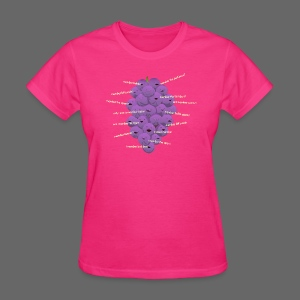 Detroit Member Berries - Women's T-Shirt