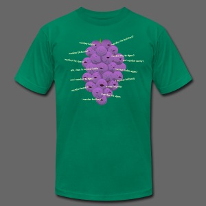 Detroit Member Berries - Men's T-Shirt by American Apparel