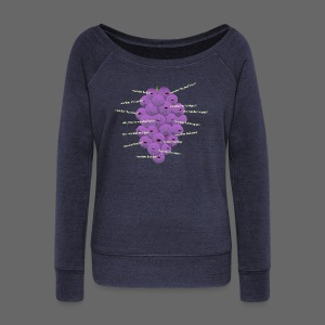 Detroit Member Berries - Women's Wideneck Sweatshirt