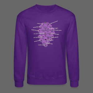 Detroit Member Berries - Crewneck Sweatshirt