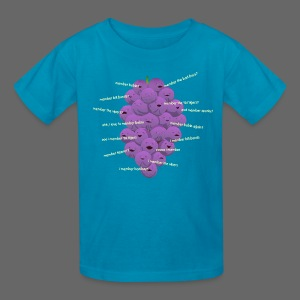 Detroit Member Berries - Kids' T-Shirt