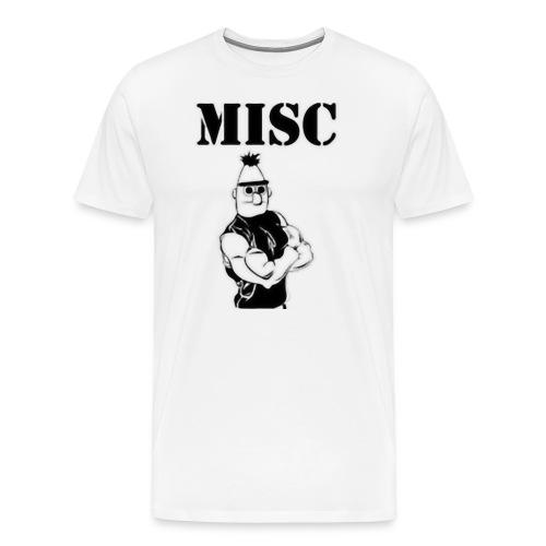Misc Bert Stare - Men's Premium T-Shirt