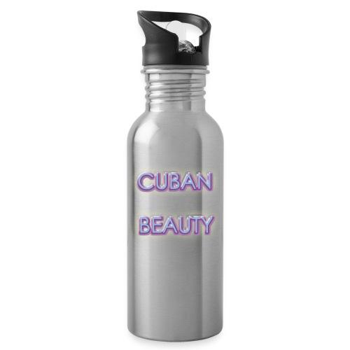 Cuban Beauty - Gym Bottle - Water Bottle