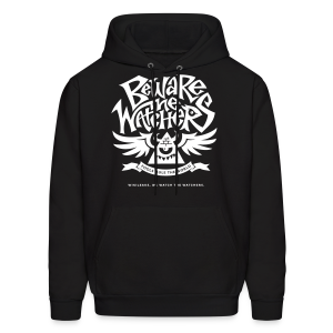 Beware the Watchers - Men's Hoodie