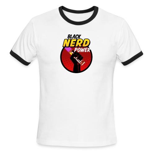 BNP Men's Ringer T-Shirt - Men's Ringer T-Shirt