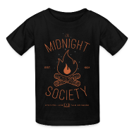 Kids' Shirts ~ Kids' T-Shirt ~ The Midnight Society