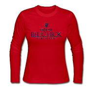 Long Sleeve Shirts ~ Women's Long Sleeve Jersey T-Shirt ~ House Belichick