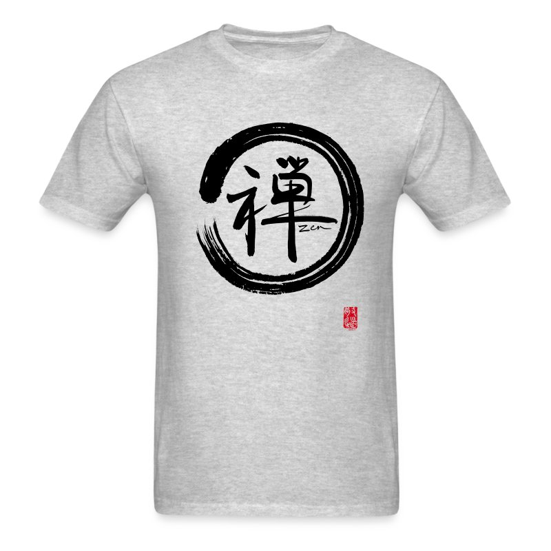 Men's Zen T-Shirt - Men's T-Shirt