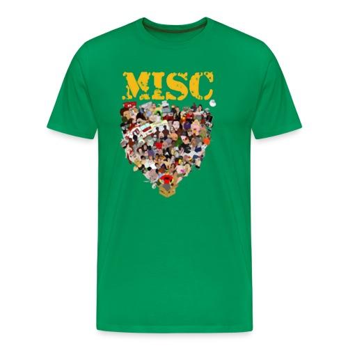 New Misc Generation Tee - Men's Premium T-Shirt