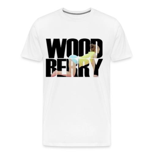 Wood Berry HBB Tee - Men's Premium T-Shirt