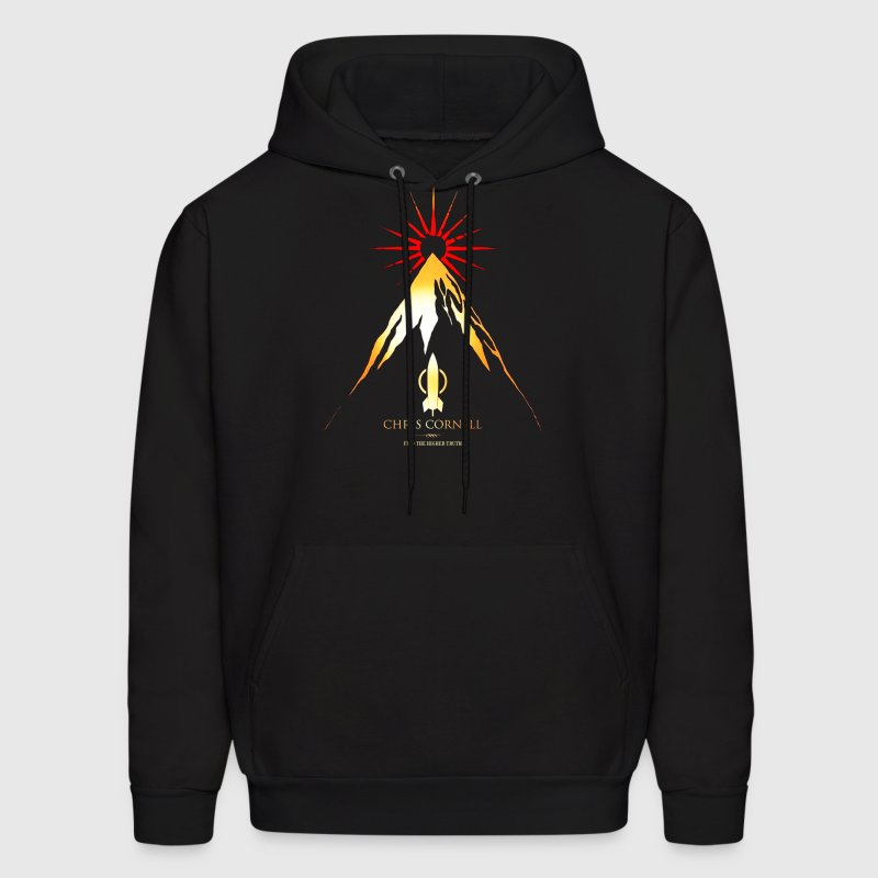 New Chris Cornell Tour 2016 - Men's Hoodie